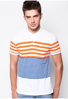 Parker polo shirt