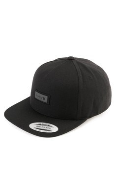 2f9d39c3d7c hurley black One & Only Boxed Reflective Hat FA4D9ACD4A8BBDGS_1