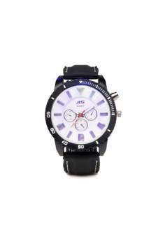 JIS-JS8124 Fashion Super-dazzling Luminous Watch Fashion Unisex Watch