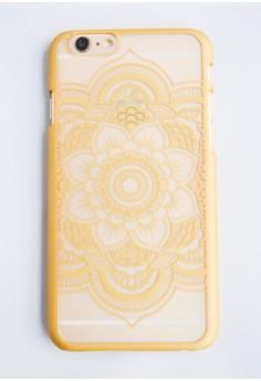 Flower Mandala for iPhone 6 plus