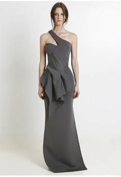 [PRE-ORDER] Venus Floor Length Dress