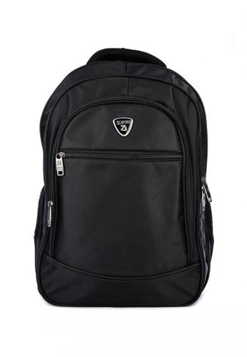 TRANSGEAR black 452 Backpack A71B5ACCA2DE28GS_1