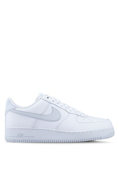 0ebe2cfe96b Nike white Air Force 1  07 SU19 Shoes 9ABB7SH9D3124CGS 1