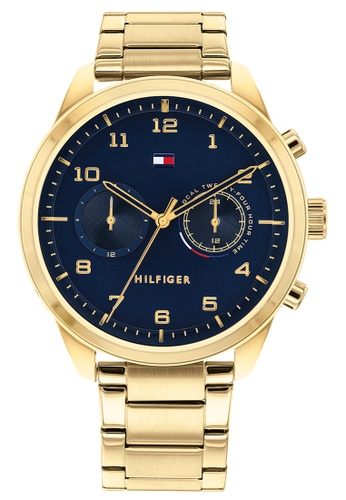 Tommy Hilfiger blue Tommy Hilfiger Blue Men's Watch (1791783) BA91FAC426F47EGS_1
