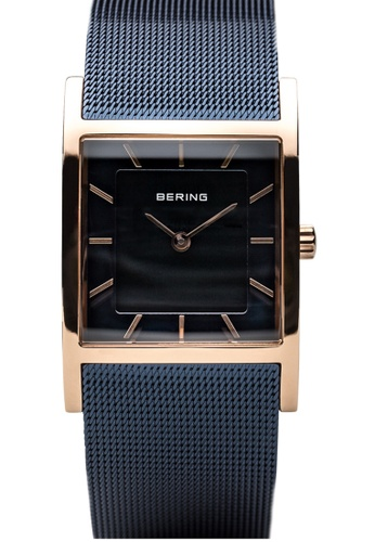Bering blue and gold Bering Classic 10426-367-S 26 mm Women's Watch 82A17ACAEC15A9GS_1