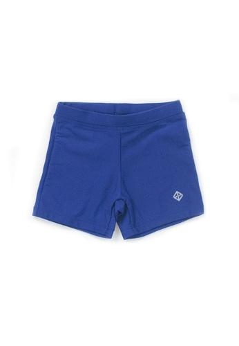 FUNFIT blue UPF50+ Junior Bottom (Unisex) in Dark Blue 7C206KA3AF3081GS_1
