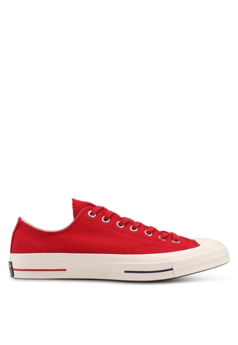 Converse red Chuck Taylor All Star 70 Ox Sneakers CO302SH0SW7QMY_1