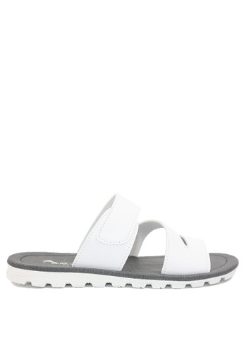 Dr. Kevin white Dr. Kevin Men Sandals 97206 - White B1F9CSH899F587GS_1