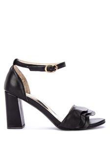 a1b231fe3cd Uni Heeled Sandals E5A33SHB20D515GS 1
