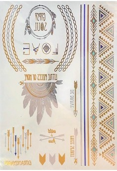 Kimberley Gypsy Soul temporary jewelry tattoo