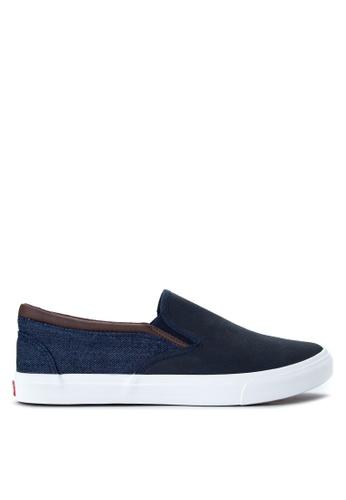 Italianos blue Ray Sneakers IT153SH96OPBPH_1