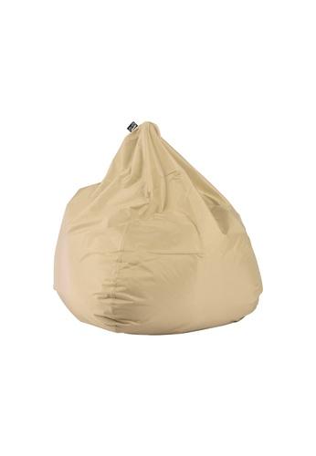doob beige PLOP - teardrop-shaped spill-proof doob bean bag (Barley Beige) 12848HLE2CEA06GS_1