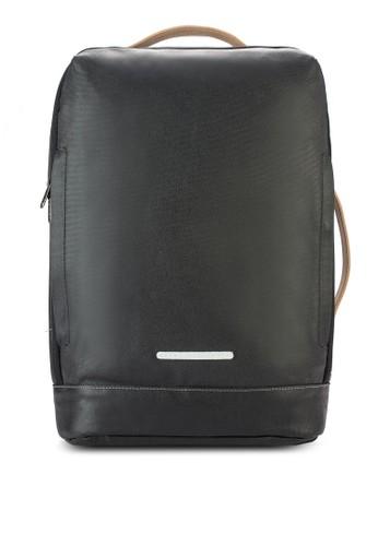帆布筆電後背包, 包, 後背esprit 會員包