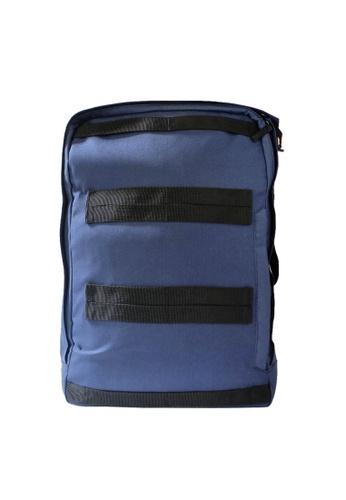 The X Woof navy The X Woof - Backpack Modular Bag Splash WaterProof, Strans-Master MY-TXWSTRM12 D3A26AC8A28061GS_1