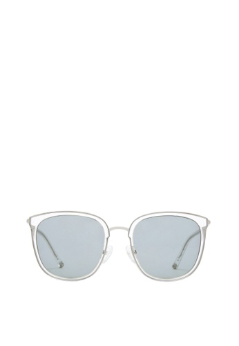 Carin silver and  Daniel C2 Sunglasses EDB25GL58E9726GS_1