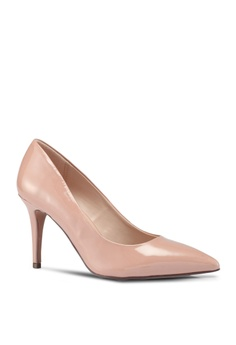 Dorothy Perkins Nude Electra Court Shoes RM 159.00. Sizes 4 5 6 7