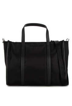 212aca464f Calvin Klein black Women's Crossbody Tote Bag 679C6ACD2E7BC1GS_1