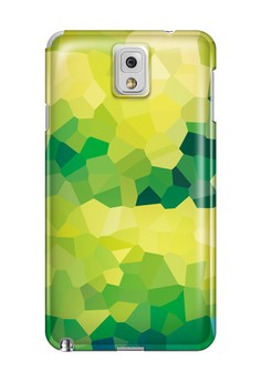 Stained Glass Glossy Hard Case for Samsung Galaxy Note 3