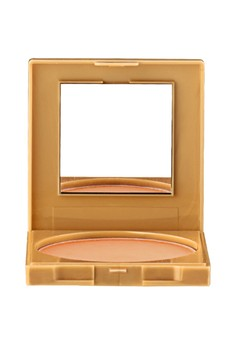 Avon Color 24k Gold Pressed Powder in Natural