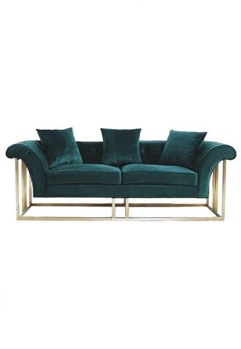 Choice Furniture green Choice Furniture - Jose Sofa 8868DHLA320BF4GS_1