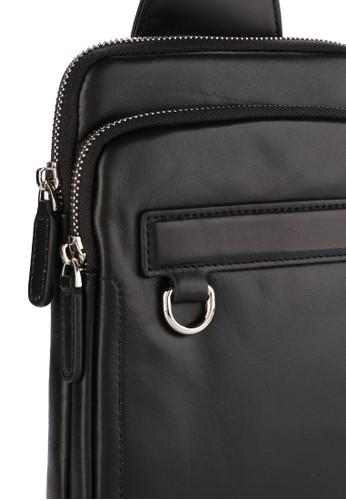 Jual Obermain Leather Chest Bag Original | ZALORA Indonesia