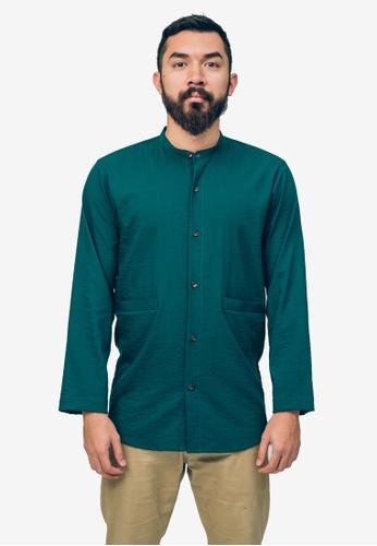 UMMA green Tuah in Green 6A92DAA77695C6GS_1