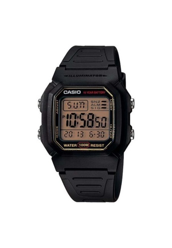 Casio black CASIO GENERAL W-800HG-9AVDF UNISEX'S WATCH FC8D5AC5C88F7BGS_1