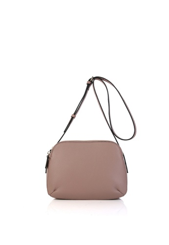 Della Stella purple Sally Cross Bag EC1E7ACF90ED1EGS_1