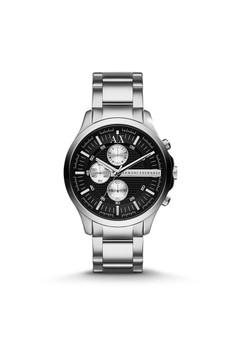 Hampton三眼計時腕錶 AX2152
