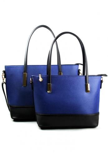 Kimbel International multi HGZ5110 2in1 Handbag with Sling KI262AC0JCBYPH_1