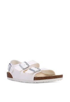 1a8923fa8f0 Birkenstock Milano Birko-Flor Sandals HK  650.00. Available in several sizes