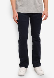 Timberland blue and navy Sargent Lake Twill Chino Slim Pants TI063AA0SB88MY_1