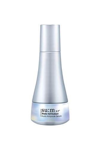 SU:M37 su:m37 Water-Full Radiant Aura Ampoule Serum DD36ABE9A100A5GS_1