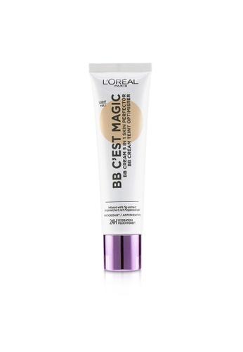 L'Oréal L'ORÉAL - BB C'est Magic BB Cream 5 In 1 Skin Perfector - # Light 30ml/1oz 6794ABEF0A9430GS_1