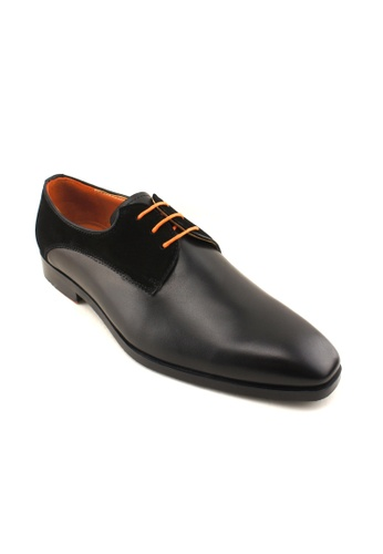 Rad Russel black Rad Russel Lace Up Derby RA654SH52CWPSG_1