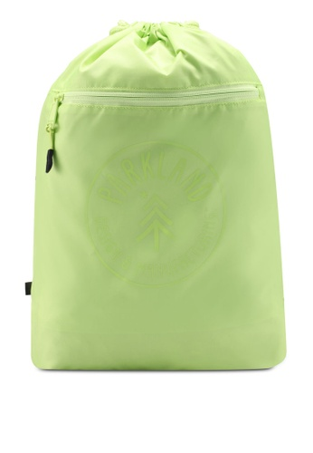 Parkland green Rider Backpack D61AFAC40EFFF9GS_1