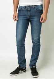 Freego blue 10 Pocket Reversible Pants FR760AA44ACPPH_1