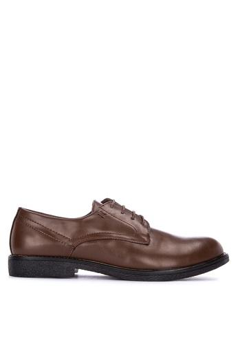 Preview grey John Formal Shoes A5A7FSH592EFF2GS_1
