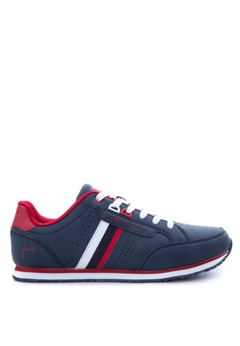 Jump red and navy JM-16-2317 Sneakers JU701SH91VOEPH_1