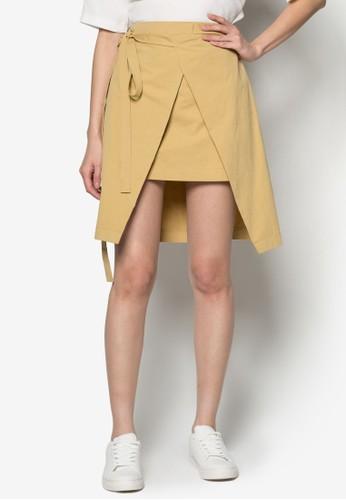 前開叉短裙, 服飾, esprit outlet 家樂福裙子