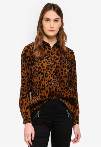 Vero Moda black Sally L/S Corduroy Shirt D8AEFAA938F96CGS_1