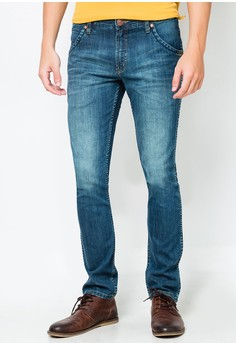 Vegas Dusky Green Jeans
