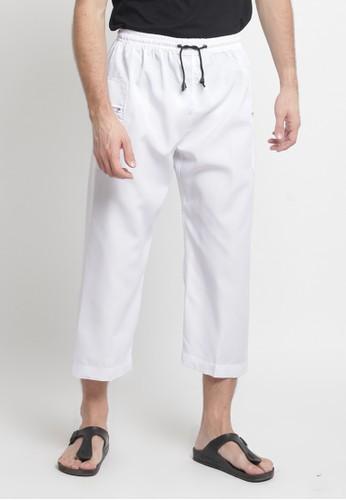 Java Seven Muslimwear white Aileen006 CELANA PANJANG PRIA BEBCFAA6BE4707GS_1