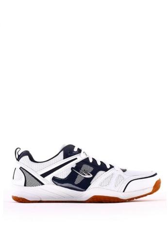 World Balance white Flash Court MS Sports Shoes DD781SH83F3130GS_1