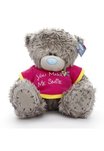 Her Jewellery Me to You Plush Toys - 10″ Tatty Teddy – You Make Me Smile F434CTH862CBD8GS_1