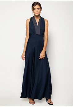 Infinity Long Reversible Dress