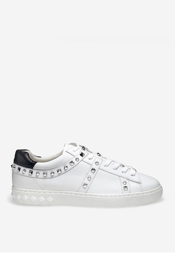 ASH white Podium - White Rivets Embroidery Sneakers CFBB2SH847C865GS_1