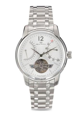 816.412 ST2585 41mm 不銹鋼機械鍊錶, 錶類, 飾品esprit 衣服配件
