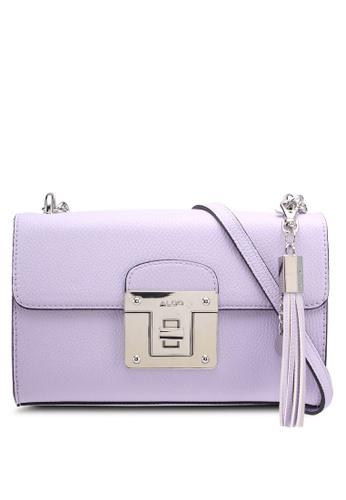 ALDO purple Mileto Handbag 4D57BAC1B82F9BGS_1