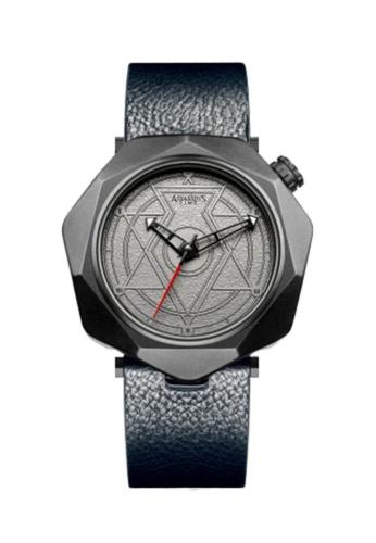 Assassin's Time blue Assassin's Time PENTAGON Blue Leather 8343BACB66424FGS_1